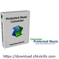 Protected-Music-Converter