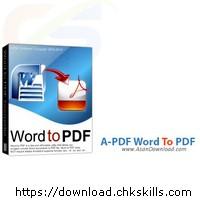 A-PDF-Word-To-PDF