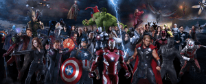How To Watch The Marvel Movies in Order 1