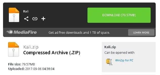 Download Free Kali Linux E-book 1