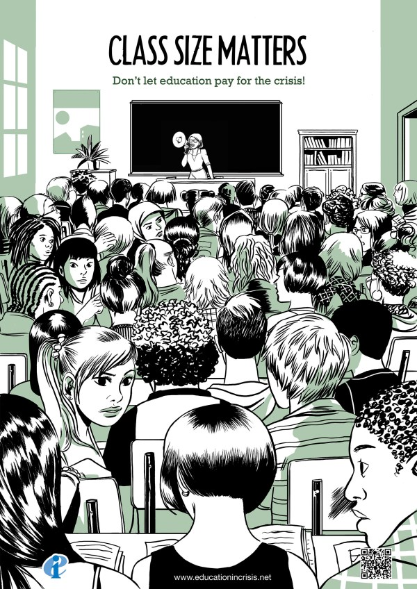 Class Size Matters - Don't let education pay for the ...