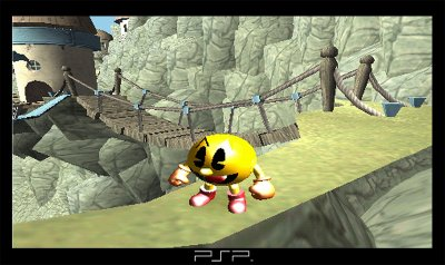 Pac Man World 3 PSP Review