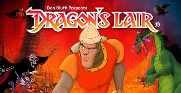 Interview Bringing Dragons Lair To Xbox Live Arcade