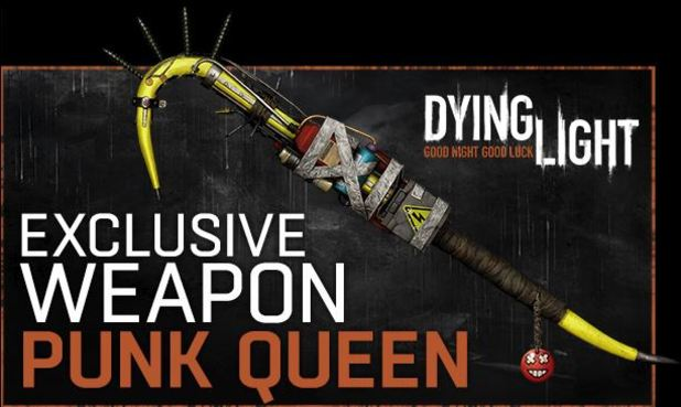 Ultimate Weapon Dying Light