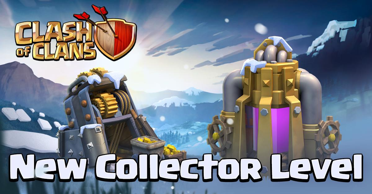 Clash Of Clans Winter Update Brings Economy Balancing Changes