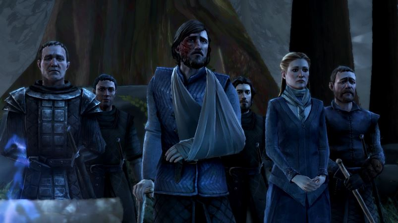 Game Of Thrones Episode 2 The Lost Lords Review