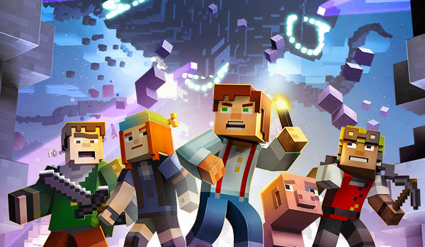 New Minecraft Story Mode Trailer Reveals The Legendary Order Of The Stone
