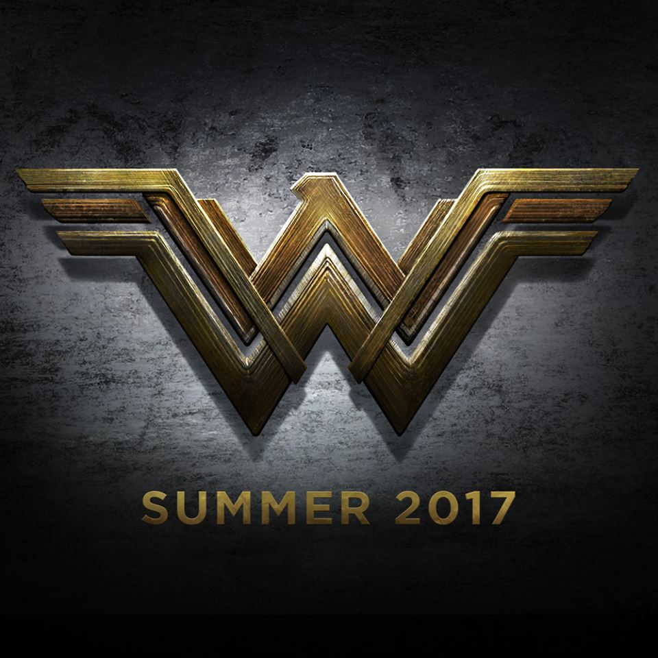 DC Justice League Universe Wonder Woman logo