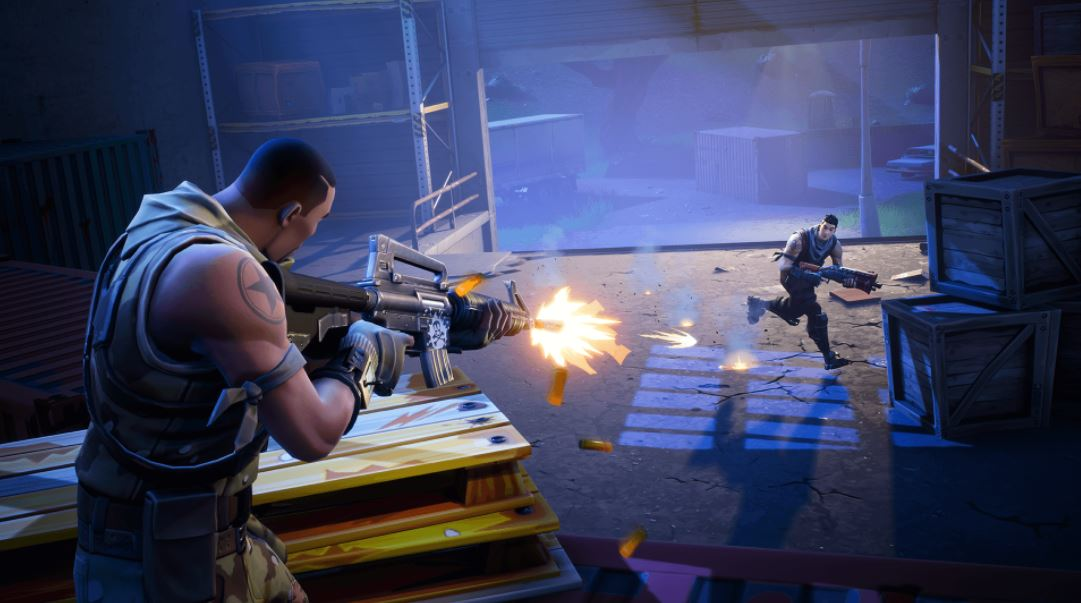 Fortnites Battle Royale Mode Brought In A Million Players