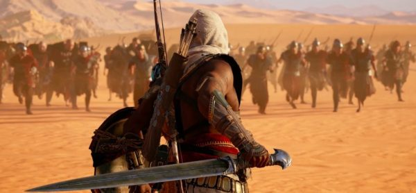 Assassin's Creed Origins will be launching with a dynamic ...