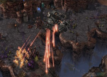 Starcraft II: Wings of Liberty Reloaded