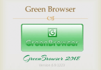 Download GreenBrowser 2019 Safe & Strong Latest free Version