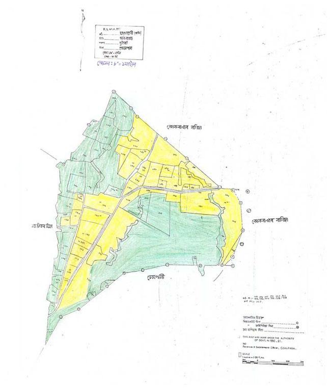 Magurmari Map-2