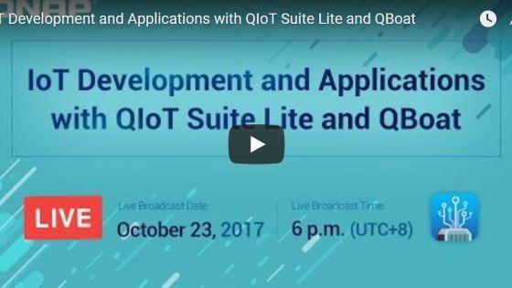 QIoT & Suite Lite play