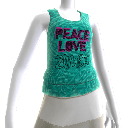 Peace Bubble Tank