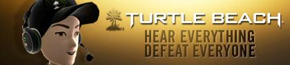 Turtle Beach XBOX Avatar Gear UK & US Dashboard Advert FREEBIE