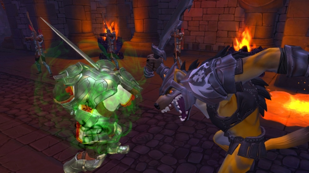Orcs Must Die! のイメージ