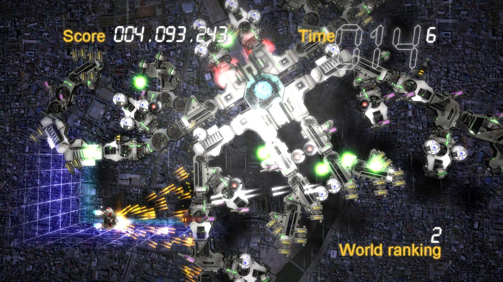 Image from Infinity Danger