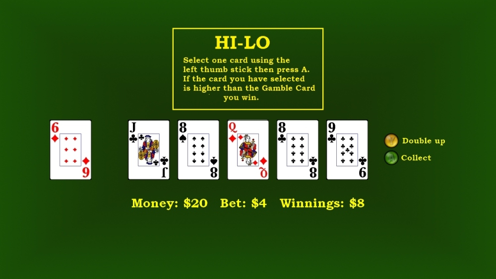 Image from 360 Video Poker
