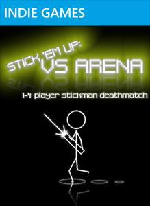 Stick 'Em Up: VS Arena