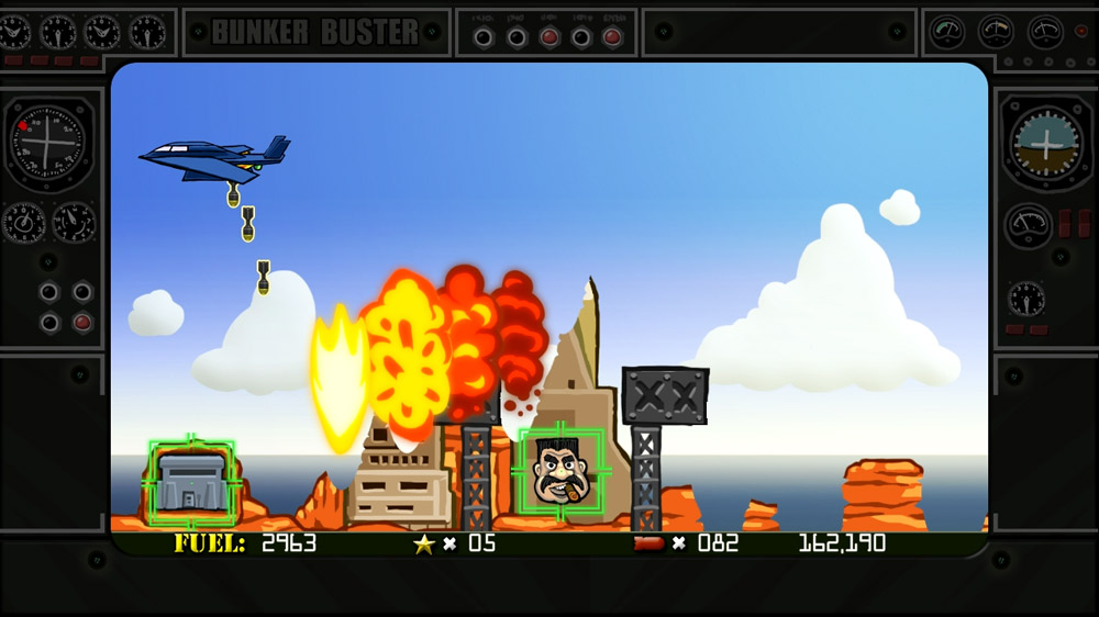 Image from Bunker Buster