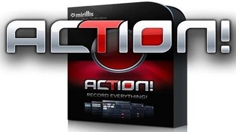 Screen Recording Software Mirillis Action