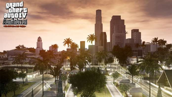 San Andreas City Image