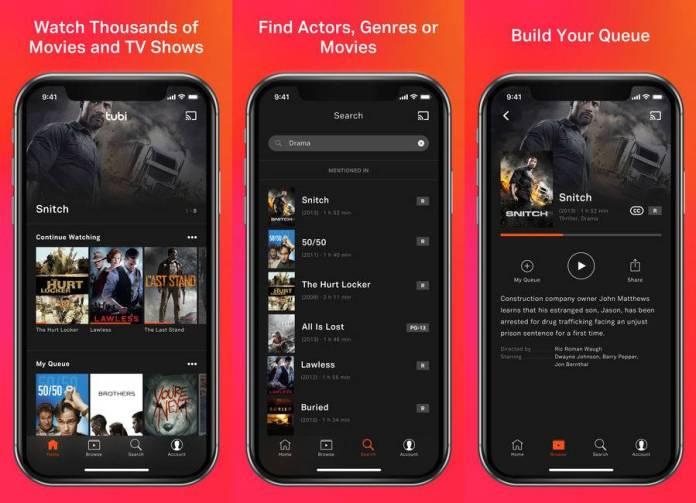 Netflix Online Streaming App