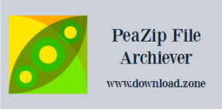 PeaZip By Download.zone