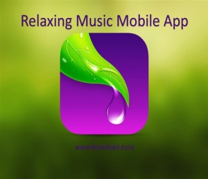 Relaxing Music Mobile App