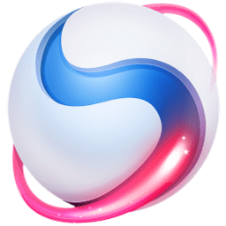 Baidu browser logo