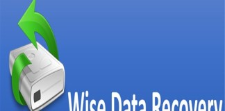 Wise data recovery image