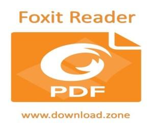 Foxit reader image