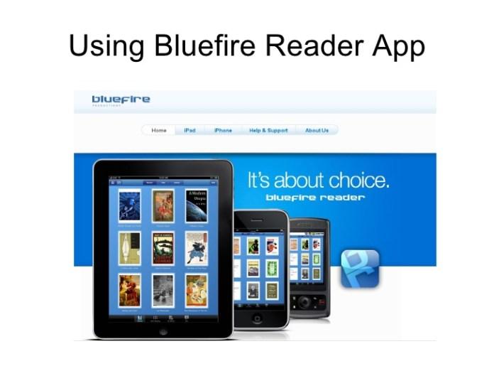 blue-fire-reader