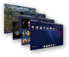 bluestacks for pc download simple user interface