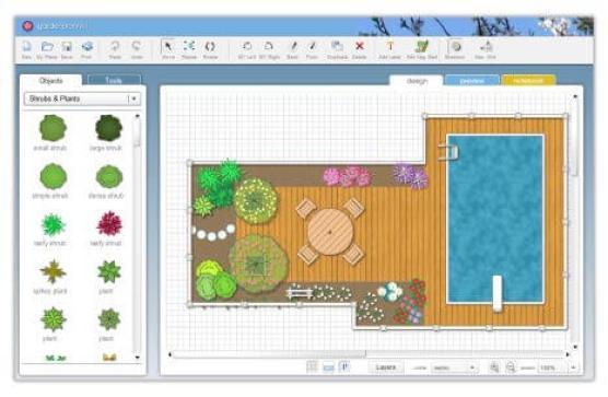 Garden planner image