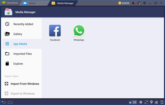 Media-Manager-app