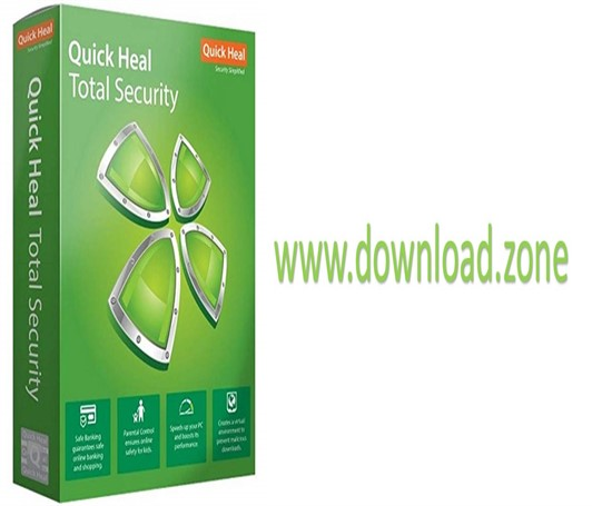 Quick Heal Total Security Picture