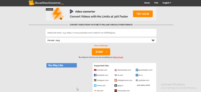 convertir video a mp3 online free