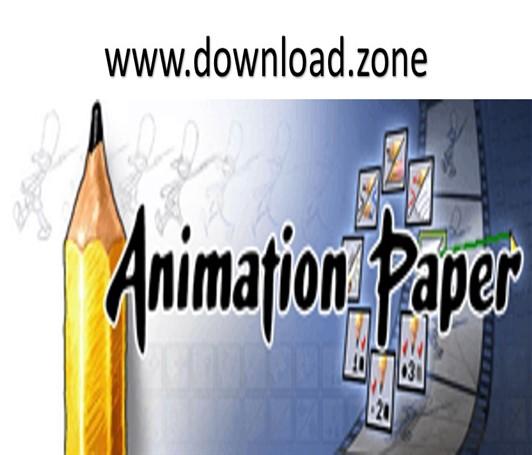 Plastic Animation Paper Picture