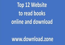 Top 12 website to read books Pic