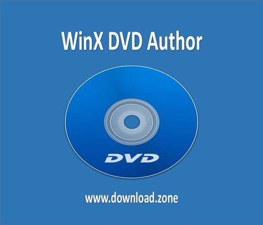 WinX DVD Author pic
