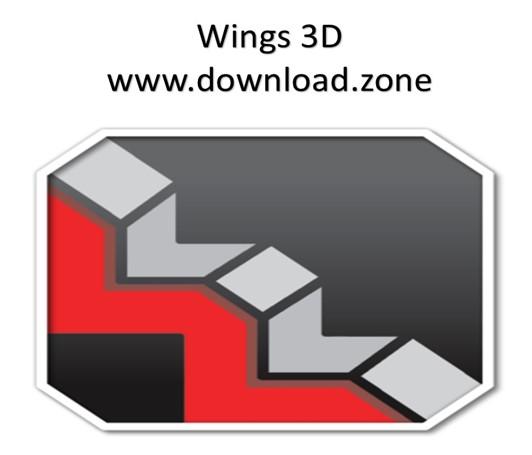 Wings 3D modeling