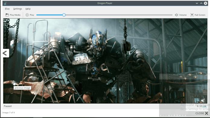 Kubuntu Multimedia Tool