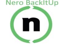 Nero BackItUp software