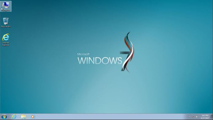 Windows 7 Super Lite Home