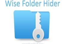 Wise Folder hider logo