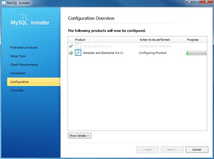 install-mysql-step-8.5