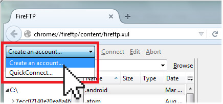 fireftp-create_account