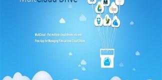 Mult Cloud Drive Logo.